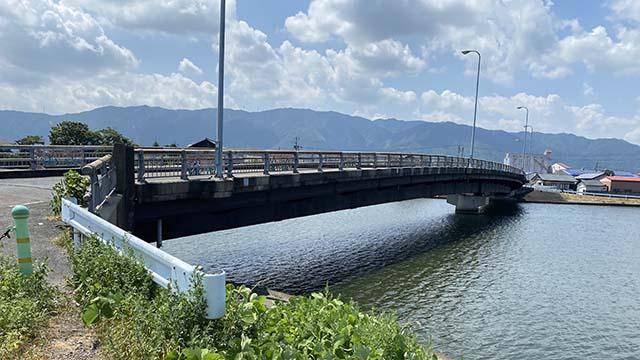 大江川 万寿新田大橋