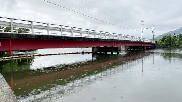 大江川 万寿橋
