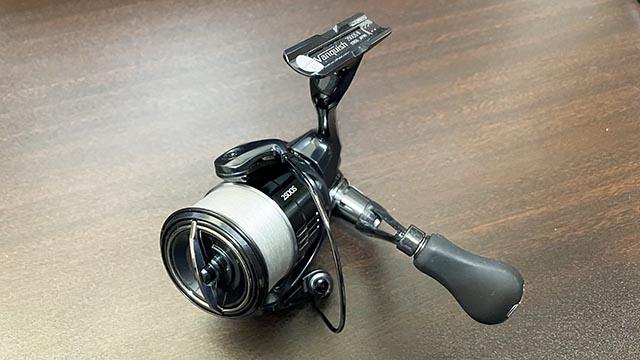 シマノ 19 ヴァンキッシュ 2500S